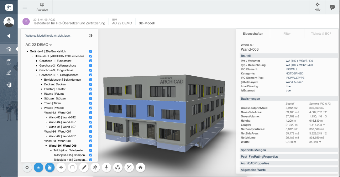 Partnership with Graphisoft (ArchiCad) - NOVA AVA